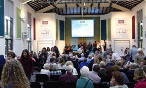 Thornhill Church anniversary celebration