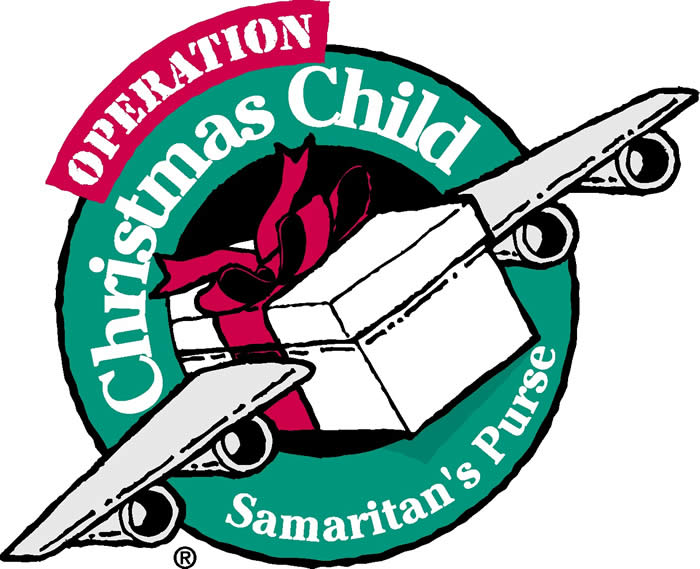 Operation Christmas Child Dedication Service