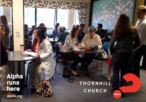 'Try Alpha' Supper @ Thornhill Church Centre | Wales | United Kingdom