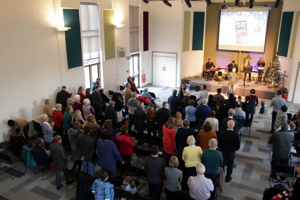 Sundays at Thornhill Church
