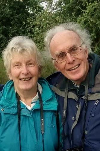 Ann and Dave Corrick