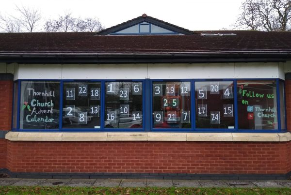 Advent calendar windows